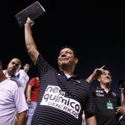 Joel Santana se empolga com fase: 'Botafogo já pode começar a comemorar. Série A está batendo na porta'