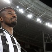 Kalou está focado e disposto a ficar mesmo se Botafogo cair para a Série B, diz Marcos Leite