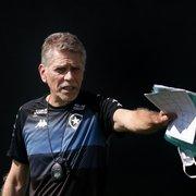 Paulo Autuori tem noite irreconhecível e fora do seu padrão no Botafogo