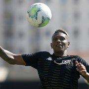 Rescisão é oficializada, e Neneco Rentería não é mais jogador do Botafogo