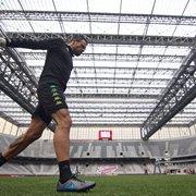 Diego Cavalieri substitui Gatito na Arena e se torna o terceiro atleta mais velho a jogar pelo Botafogo