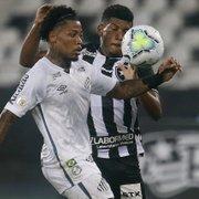 Santos x Botafogo: clubes tomam caminhos bem diferentes desde 1995