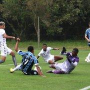 Base: com Andrew como destaque, Botafogo empata com Grêmio no Brasileiro Sub-20