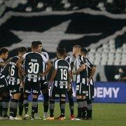 Prazo de novas inscrições fecha e Botafogo só pode ter mais um reforço no Brasileirão