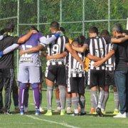 Base: Botafogo perde por 2 a 1 para o São Paulo no Brasileiro Sub-20
