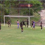 Base: Sub-20 do Botafogo é derrotado pelo Duque de Caxias em jogo-treino no CEFAT