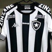 Botafogo assina nesta sexta com novo patrocinador master com 'valor acima do especulado'