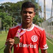 Botafogo faz consulta a meia destaque do Internacional no título da Copa São Paulo