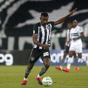 Kalou ainda vai ajudar muito o Botafogo. Outros podem crescer com ele