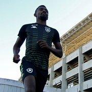 Kalou deve assinar rescisão de contrato com o Botafogo nesta segunda-feira