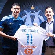 Botafogo fará entrevista coletiva para explicar venda de Luis Henrique para o Olympique de Marselha
