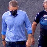 Programa crê que 'não seria surpresa' Autuori deixar de ser técnico do Botafogo e especula substituto
