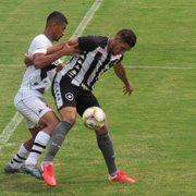 Base: Botafogo perde por 2 a 0 para o Vasco pelo Carioca Sub-20