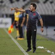 Ramon Menezes se põe à disposição para assumir Botafogo na Série B: 'Grande clube. Pronto para trabalhar'