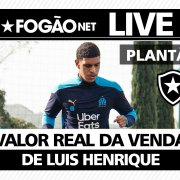 LIVE | Entenda valores da transferência de Luis Henrique, do Botafogo para o Olympique de Marselha