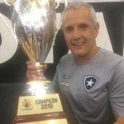 Durcesio Mello define Vinicius Assumpção como vice de sua chapa para eleição presidencial do Botafogo