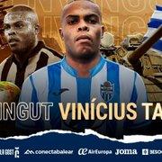 (OFF) Ex-Botafogo, Vinícius Tanque é emprestado para clube da 3ª Divisão da Espanha