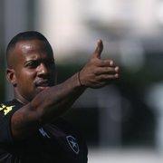 Discussão com Enderson Moreira teria pesado para saída de Guilherme Santos do Botafogo; lateral nega