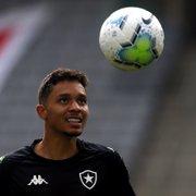Com desconforto muscular, Davi Araújo desfalca Botafogo contra o Fluminense