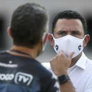 Com Túlio Lustosa, Botafogo muda perfil, busca jogadores experientes e quer um volante