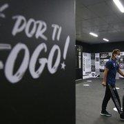Escalação do Botafogo tem Honda na meia, Pedro Raul titular e Kalou e Kelvin no banco contra o Palmeiras