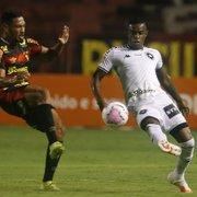 Botafogo: juiz confirma cartão por reclamação e Marcelo Benevenuto é mais um suspenso contra o Grêmio