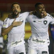 Caio Alexandre relembra vitória sobre o Sport e prega luta no Botafogo: 'Cada jogo é uma decisão'