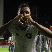 Caio Alexandre faz balanço de 2020 no Botafogo e mira reação: 'Estou realizando o que sonhei'
