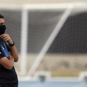 Lateral do Paraná destaca Lucio Flavio, novo auxiliar do Botafogo: 'Me ajudou muito na bola parada'