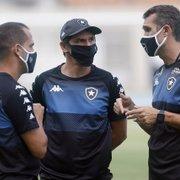 Botafogo acerta em tirar Lazaroni. Mas alívio vem com outra troca