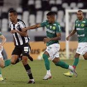 Hora de o Botafogo separar os homens dos moleques