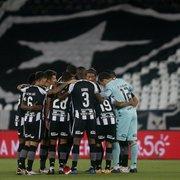 Botafogo é o décimo que mais faturou com TV em 2020; veja ranking