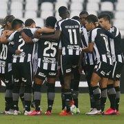 Botafogo tem 83% de risco de rebaixamento no Campeonato Brasileiro