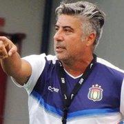 Alexandre Gallo explica conversa com Botafogo, fala da reação da torcida e não avanço