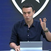 Rizek elogia Botafogo por pedir desculpas a auxiliar após ofensas machistas: 'Que esse exemplo se espalhe pelo Brasil'