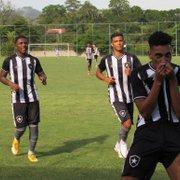 Base: Botafogo bate o América-MG e vence a primeira no Brasileiro Sub-17