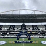 Escalação: Botafogo vai de Warley, Lecaros e Matheus Babi contra o Ceará