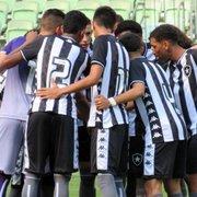 Base: Botafogo busca empate em 3 a 3 com Bahia no Brasileiro Sub-17
