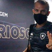 Lazaroni visa novo projeto em 2021 e acredita que Botafogo consiga escapar