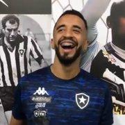 Caio Alexandre, do Botafogo, é uma das dez maiores revelações do Brasileiro, aponta jornal
