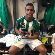 Com Éber Bessa acertado, Botafogo busca Ronald para fechar lista de inscritos