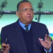 Galvão Bueno: 'A história do Botafogo não merecia essa situação. Eu sofro por isso'