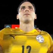 Recuperado, Gatito, do Botafogo, é titular em empate do Paraguai na estreia nas Eliminatórias da Copa de 2022