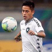 CRB e Vitória têm interesse em peruano Lecaros, do Botafogo