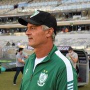 Pedido pela torcida, Lisca foi procurado pelo Botafogo em outubro quando estava no América-MG