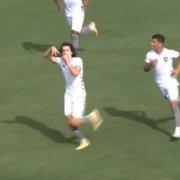 Matheus Nascimento marca, mas Botafogo leva três gols no 2º tempo e cede empate para o Grêmio no Brasileirão Sub-17