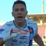 Ex-Botafogo, Renan Gorne faz hat-trick em defesa com Renan Fonseca e pede música na TV Dragão