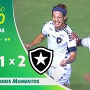 VÍDEO: gols e melhores momentos de Sport 1 x 2 Botafogo