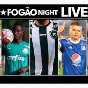 LIVE   Botafogo busca contratações de Ronald, Angulo, Jhon Duque e José Welison e acerta com patrocinador
