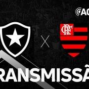 VÍDEO AO VIVO: Botafogo faz clássico com Flamengo no Carioca Sub-20